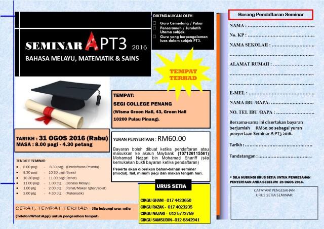 BROUSER SEMINAR PT3